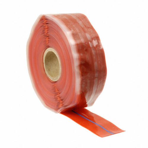 """TAPE SILVERICONE FUSION 1""""X 12YD (Silicon Rubber Cable Protection Tape)"""