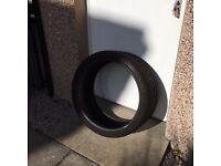 4 Michelin Winter Tyres 265/30R20