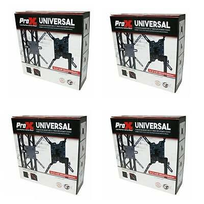 4 Prox DJ Universal TV / MONITOR MOUNT FOR 12 inch Truss or