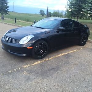 LOW KMS 2007 Infiniti G35 Coupe Coupe (2 door)