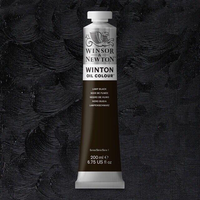 Winton Oil Paints By Winsor & Newton 200ml