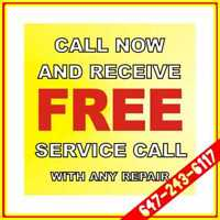 〠 APPLIANCE REPAIR EXPERTS☚Free Service Call* ☎ 647-243-6117☎