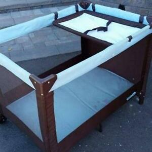 Avalon Play Yard with Bassinet