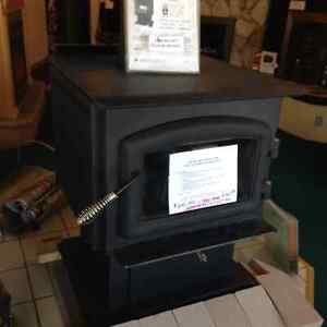 Archgard Chalet 1800 Free-Standing Wood Stove