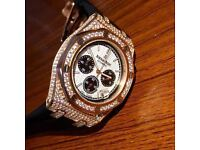 ap full ice face brand new very high end quality must have