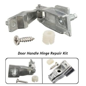 Fiat 500 door handle poigner  porte repair kit reparation hinge