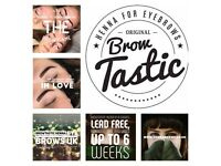 Henna Eye Brows BrowTastic Glasgow