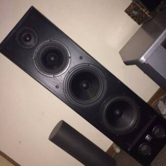 DB Dynamics Polaris floor standing speakers Footscray Maribyrnong Area Preview