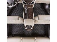 Custom made luxury car mats