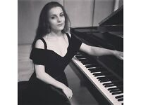 Learn to play the piano! Piano Teacher for all Ages and Experience