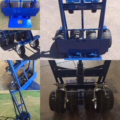 Heavy Duty Hand Trucks Dolly Hand Truck Inflatable Hand Truck