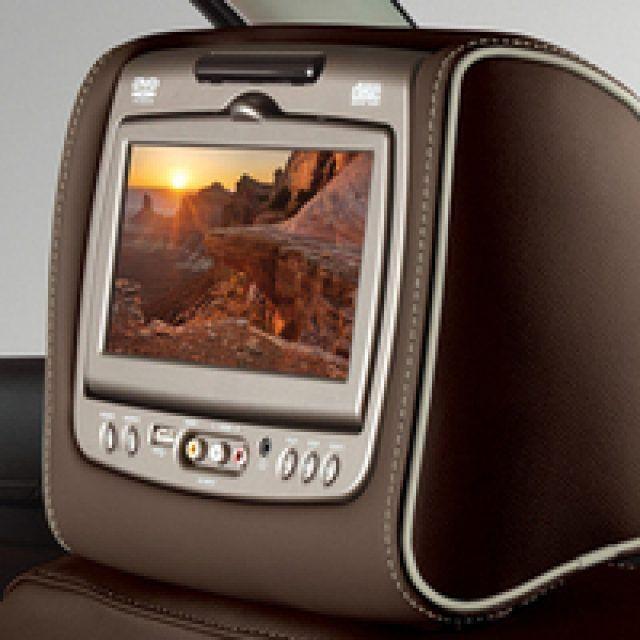 2017-2019 GMC Acadia SLT Headrest DVD Player Entertainment K