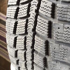 205/60R16 Winter tires