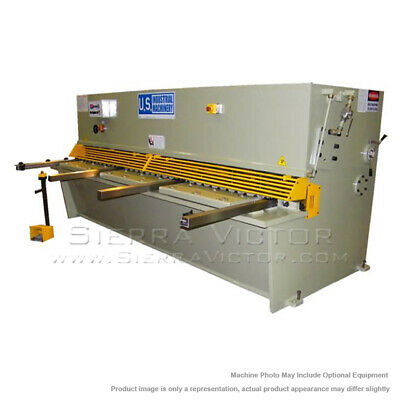 Us Industrial 14 X 8 Hydraulic Shear Us825