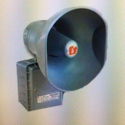 Federal-signal 302gc-120 Selectone Speakeramplifier 120vac