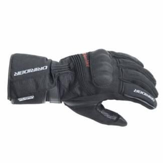 *NEW* Dririder Adventure 2 Winter Gloves Ladies Black Size M