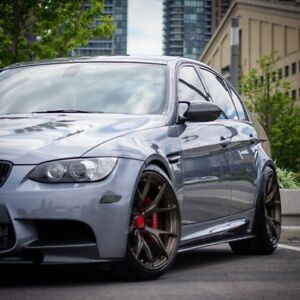2011 BMW M3 E90 DCT - Supercharged