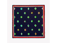 KENZO x H&M Patterned silk scarf
