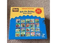 BOB THE BUILDER STORY LIBRARY 20 BOOK SET Complete Box Set
