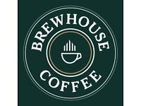 Brewhouse - Cafe staff