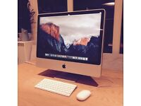 iMac 24inch 2.8 GHz Core 2 Duo excellent condition