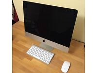 "21.5"" Quad-Core 2.7Ghz Apple iMac for sale!"