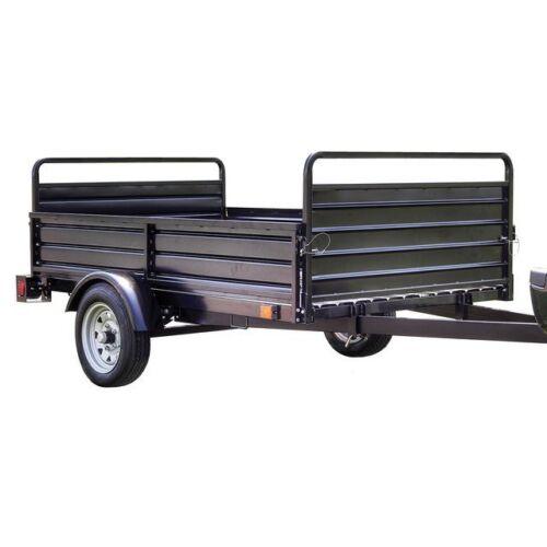 DK2 5ft x 7ft Multi Purpose Utility Trailer Kits - Black Powder coated- MMT5X7