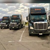 Truck Chaffeur & Drivers / Owner Operators