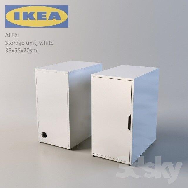 ALEX Storage Unit (IKEA)