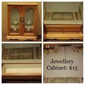 Beau Jewellery Cabinet In Perth Region, WA | Gumtree Australia Free Local  Classifieds