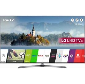 MINT NEW LG 60 INCHES Smart 4K Ultra HD HDR VOICE CONTROL HDR LED FREESAT & FREEVIEW HD TV!!