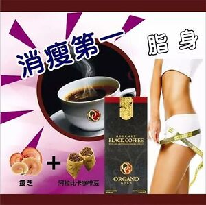Ganoderma coffee and tea  for loss weight