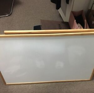 Whiteboard & Cork Board Strathfield Strathfield Area Preview