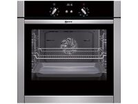 Neff slide and hide oven.brand new in box