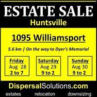 Estate SALE | Huntsville