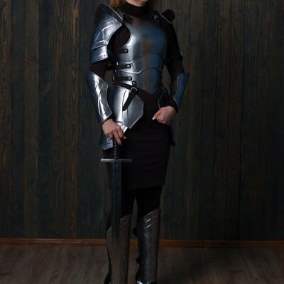 Medieval Armor FULL SET Lady Larp