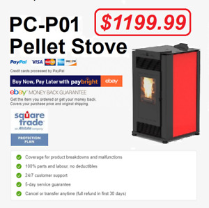 Pellet Stoves Factory Direct (Prices Just Reduce)