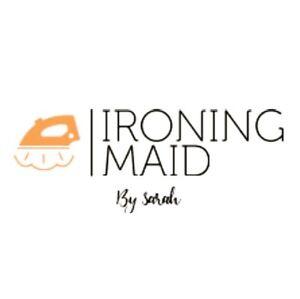Ironing Maid By Sarah