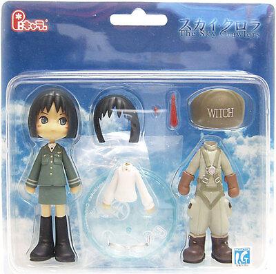 Pinky:st Street PC2023 Sky Crawlers Suito Kusanagi Vinyl Toy Figure Anime Japan