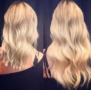 TOP QUALITY CLIP IN HAIR EXTENSIONS Custom & IN STOCK