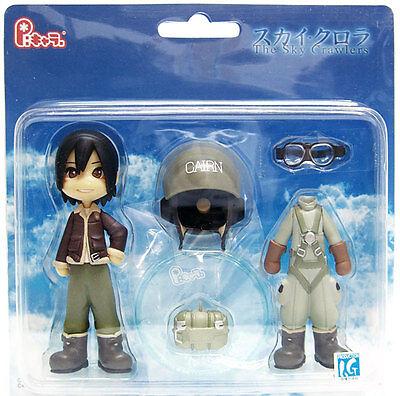 Pinky:st Street PC2024 Sky Crawlers Yuuichi Kannami Vinyl Toy Figure Anime Japan