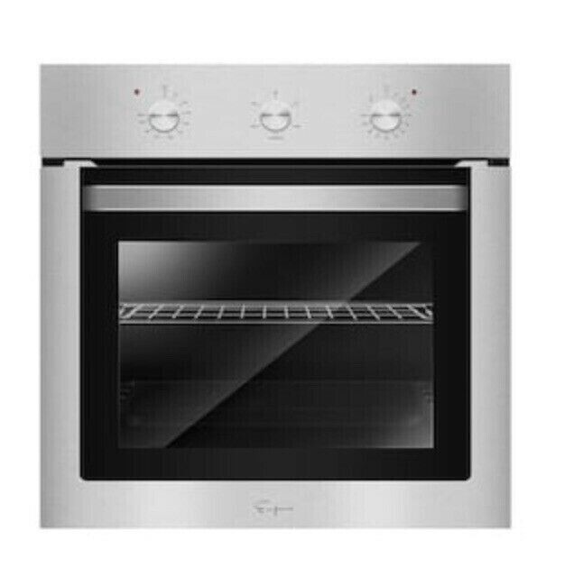 """Empava 24"""" Stainless Steel Push Buttons Electric Built-in Ec"""