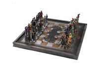 Chess set batman DC boxed