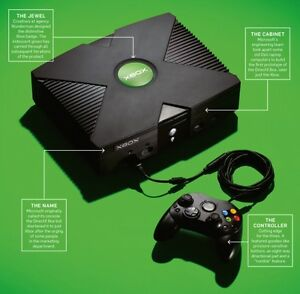 Xbox Retro Games (Complete System)