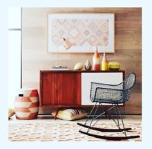 Sale new freedom furniture Danish wooden retro sideboard buffet Kingsgrove Canterbury Area Preview