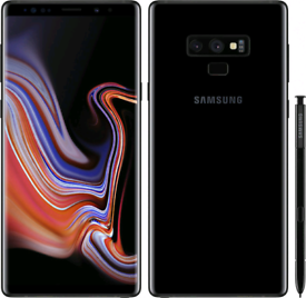 Samsung Galaxy Note 9 Brand New 128gb Unlocked Open To All Networks