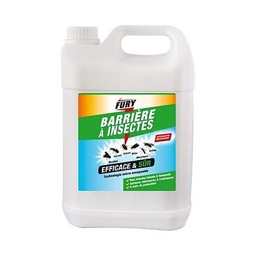 Dam Gate A Insect FURY 5 Litre Regrowth Frill Creepy Crawlies For 6 Months