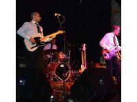 The B Sides - covers trio playing music from the 50's to modern. Available for any gig