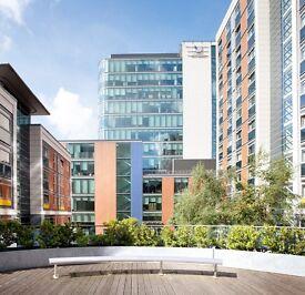 5 MONTH LET - En Suite, Free Wi-fi, Reception/Security, Roof Terrace, Communal Kitchen, Laundrette