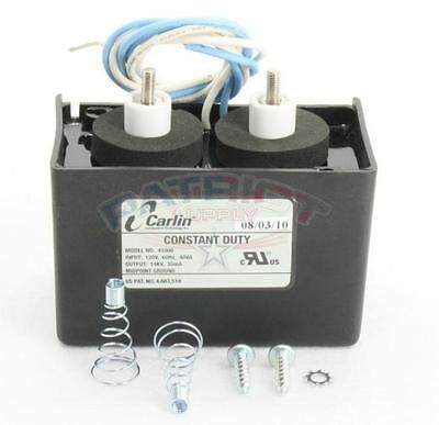 Carlin 41000-s Constant Duty Oil Ignitor Carlin 41000s Replaces Cleanburn 33189